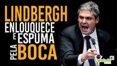 Lasier acusa Lula e Lindbergh enlouquece e ESPUMA pela BOCA