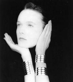 Lucy Ferry (c) Robert Mapplethorpe 1987