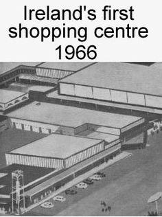 Ireland's First Shopping Centre- Stillorgan 1966 Old Pictures, Old Photos, Dublin Ireland, Shopping Center, Best Memories, Centre, Irish, Nostalgia, Places To Visit