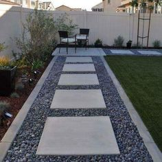 Modern Garden Landscaping and Garden Design or Landscape Design Ideas – front yard landscaping simple Landscape Steps, Modern Landscape Design, Modern Garden Design, Contemporary Garden, Modern Design, Landscape Architecture, Minimalist Architecture, Garden Landscape Design, Side Yard Landscaping