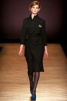 Paul Smith Fall 2012 Ready-to-Wear Fashion Show - Marlena Szoka
