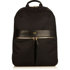 Knomo Luggage Beauchamp 14 Business Backpack X X Black, One Size Laptop Rucksack, Laptop Bags, Black Backpack, Leather Backpack, Leather Briefcase, Best Carry On Backpack, Diy Backpack, Mayfair, Man Fashion