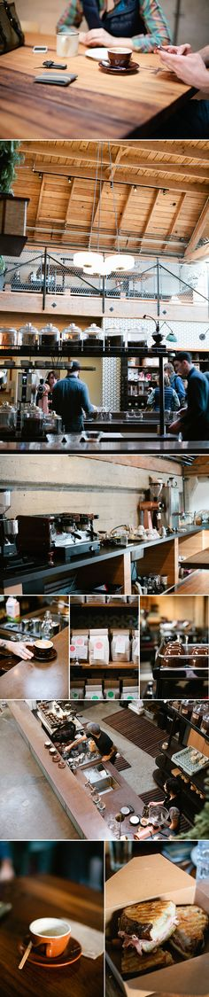 Sightglass Coffee in San Francisco, CA Pop in here regularly for afternoon quad