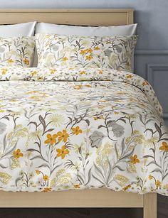 Daisy Floral Bedding Set Bedroom Comforter Sets, Floral Bedding, Bedroom Interior, Furniture Shop, Bed, Reversible Duvet Covers, Floral Print Bedding, Floral Bedding Sets, Bed Sheets