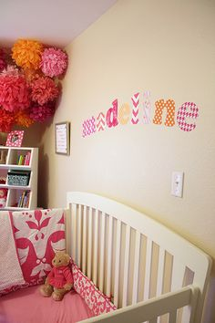 DIY fabric wall decals that iron right to your wall. Does not damage wall or leave any marks when removed. Cool!