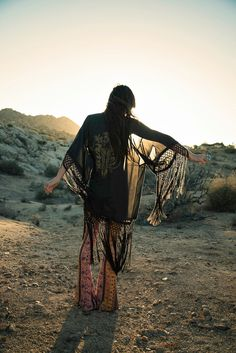 """Spell & The Gypsy Collective """"Desert Wanderer"""" LookBook - The Cool Hour 