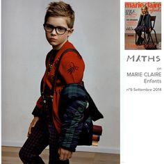 New #press on Marie Claire Enfants! #MythsKids