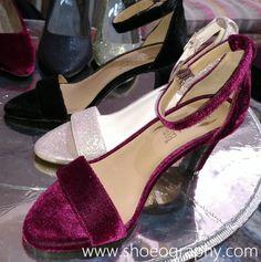 Feel Good Holiday Style from @Aerosoles #heels #velvet #shoes