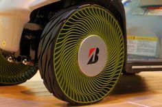Airless Bike Tires Models - http://bike.kintakes.com/airless-bike-tires-models/