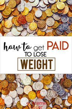 How To Get Paid To Lose Weight | If you want to make money losing weight you can do that with amazing 100% legit company called HealthyWage. Here's a complete review. Lose Fat Fast, Fat To Fit, Healthy Foods To Eat, Healthy Life, Losing Weight, Weight Loss, Finding Motivation, Turn Your Life Around, Team Challenges