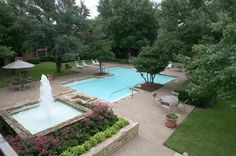 Beautiful pool view at The Indian Creek Apartments in Carrollton, TX Indian Creek, Beautiful Pools, Model Photos, Apartments, Photo And Video, Outdoor Decor, Ideas, Model Headshots, Model Pictures