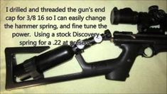 Air Gun Home :: View topic - 2240 project HPA and regulator WIP