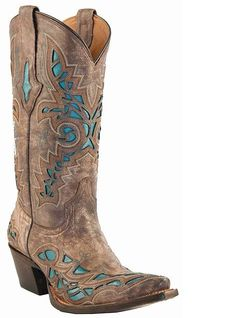 Since, if I get married again, it's going to be a country theme, here are the perfect shoes... And my something blue! Want!!!!