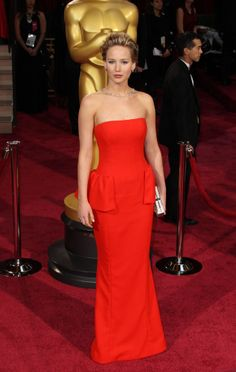 Jennifer Lawrence: The Best of the Red Carpet