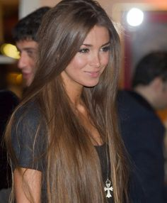 the best highlights for dark brown hair