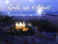 Grüße zum Advent - New Ideas Florida Beaches, Pin Collection, Xmas, Christmas, Candles, Table Decorations, Winter Schnee, Instagram, Diana