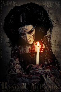 Bloody Mary allegedly appears as a corpse, a witch or a ghost; sometimes covered…