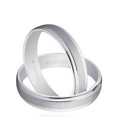 Alianzas de boda Oro 1ª Ley 18Kts. blanco 4mm Argyor ref. 5B40044 18K al mejor precio, urgentes en 48h, las más económicas y con grabación de regalo.
