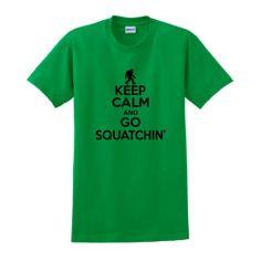 Keep Calm and Go Squatchin T-Shirt Small Green ThisWear http://www.amazon.com/dp/B00D45Q0Q6/ref=cm_sw_r_pi_dp_Vs0Jtb1VYHKY4SM8