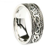 Celtic Warrior Shield Wedding Rings jewelry Pinterest Celtic