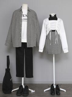 Petite Fashion Tips Latest latest korean fashion. Fashion Tips Latest latest korean fashion. Kpop Fashion Outfits, Ulzzang Fashion, Korean Outfits, Cute Fashion, Petite Fashion, Fashion Tips, Korean Street Fashion, Korea Fashion, Asian Fashion