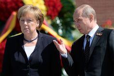 The New York Times: Меркель — следующая мишень России