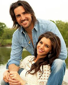 Jake and Lacey Owen are my second favorite country couple
