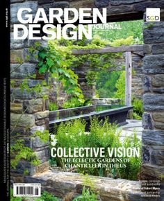 Society Of Garden Designers Garden Design Journal