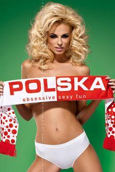 Szalik Fanki Polskiej Reprezentacji POLSKA Biało-Czerwoni
