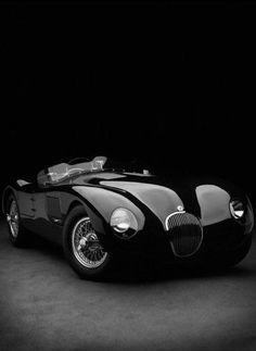 1951, Jaguar C-Type