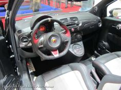 Abarth 695 Fuoriserie Black Diamond @ 2013 Geneva Auto Show