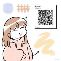 Digital Painting Tutorials, Digital Art Tutorial, Art Tutorials, Brush Drawing, Drawing Base, Art Reference Poses, Drawing Reference, Paint Code, Custom Pens