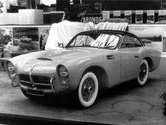 Pegaso Z-102 Serie II Berlinetta de 1954