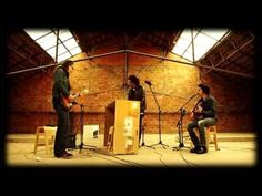 THE JON SPENCER BLUES EXPLOSION - Burn it off (FD acoustic session) - YouTube