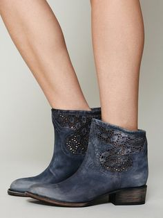 Free People Crochet Coyote Boot, $298.00