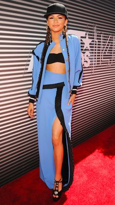 Chic, Wild and Wacky: See All the Standout Looks from the 2014 BET Awards Show! - zendaya from #InStyle