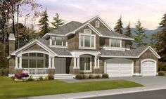3015 squarefeet 2 story 4 bedrooms and 1 study/office 21/2 baths, open floor plan concept , 3 car garage