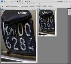 How to change the size of a whole folder of photos easily. Good to know!