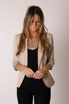 Simple And Perfect Interview Outfit Ideas (54)