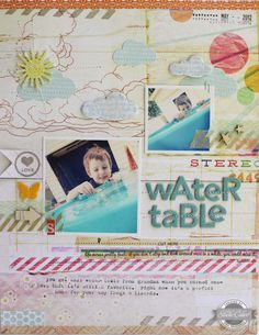 layout featuring HEYDAY by @gluestickgirl (Lisa Truesdell)