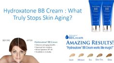 Brands like #Hydroxatone, say reviews, have shown that it is possible to maintain skin's tautness, smoothness, and flawless look at any age. The brand's #anti_aging_products depict anti aging brilliance. #hydroxatone_bb_cream