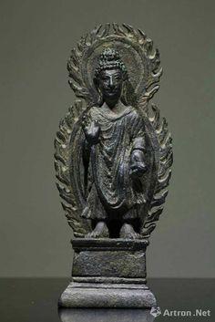 何平:犍陀羅藝術的孤獨前行者- 行業資訊- 新聞動態- 上海致齋藝術品檢測中心