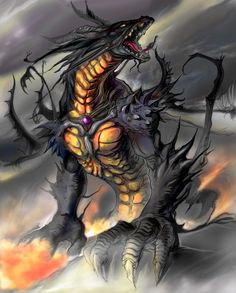 Dragons..