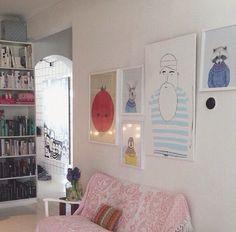 Living room ✨✨ By @kawapics
