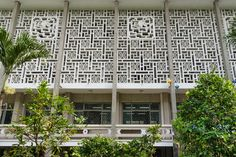 How Vietnam Created Its Own Brand of Modernist Architecture - Saigoneer