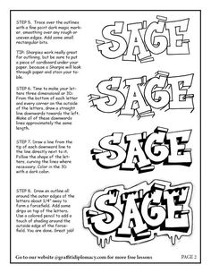 Learn with step-by-step instructions on how to write graffiti outline letters. The lessons learned here will help improve your tags, throw ups and pieces using markers, and teach you graffiti letter structure and how to complete a finished graffiti piece. Graffiti 3d, Graffiti Piece, Graffiti Writing, Graffiti Alphabet, Street Art Graffiti, How To Graffiti, Graffiti Tagging, Grafitti Letters, Graffiti Quotes