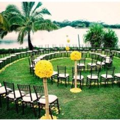 This is absolutely breath taking. love it. no im not getting married just looking at cool stuff this popped up. Cool idea for an outside wedding :)