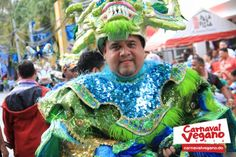 Primer Domingo del Carnaval Vegano – 02 de Febrero 2014 #Fotos - Cachicha.com