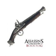 Assassin's Creed IV Edward Kenway Replica Trombone Pistol from Gamerabilia £49.99