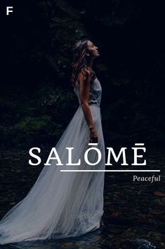 Salome meaning Peaceful Greek names S baby girl names S baby names female names . - Baby Showers - Baby names - Salome meaning Peaceful Greek names S baby girl names S baby names female names . - Baby Showers S Strong Baby Names, Baby Girl Names Unique, Names Girl, Cute Baby Names, Greek Names For Girls, Female Character Names, Female Names, Female Fantasy Names, Greek Mythology Names Female